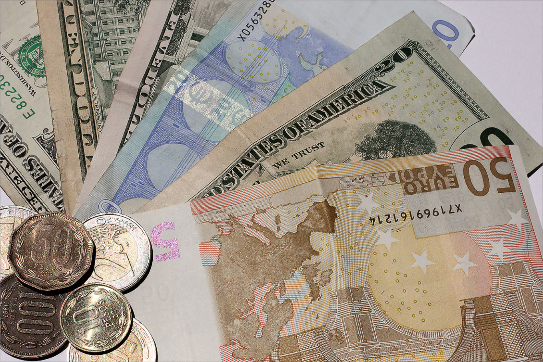 wo kann man ausländisches geld umtauschen